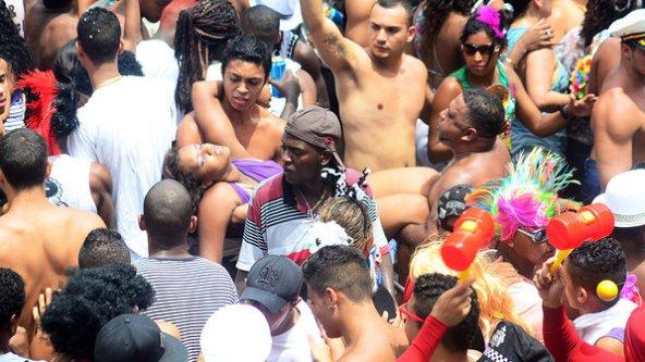 Definir o carnaval